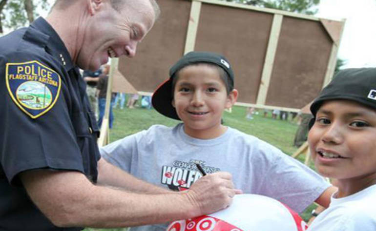Flagstaff PD – Toy Drive
