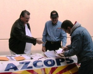 Pinal County Deputies Association gains meet and confer rights
