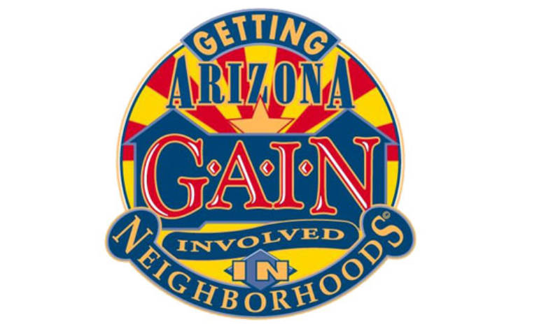 Chandler Police- Looking for G.A.I.N Partiipants