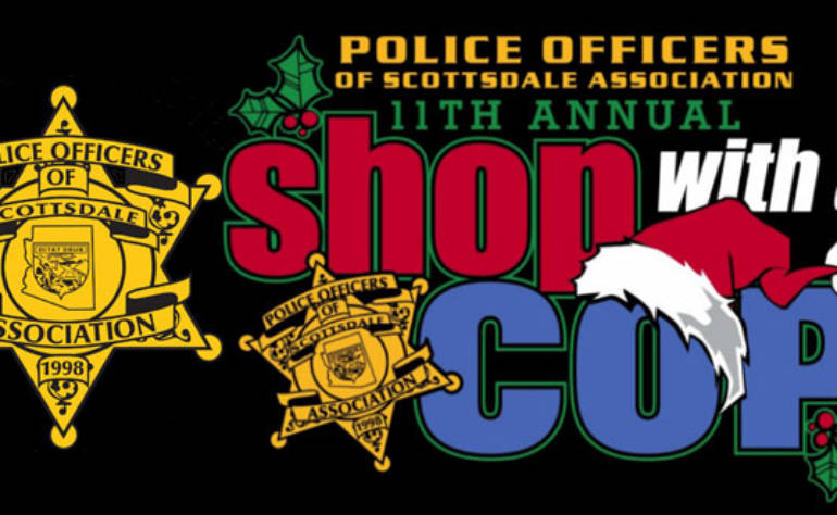 POSA's 11th Annual Shop with a Cop for teens
