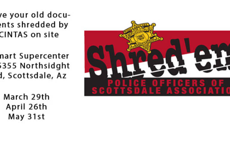 Upcoming SHRED events